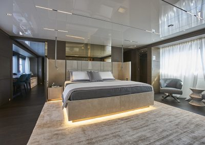 Ferretti Group | Interiors